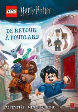 HARRY POTTER -  LEGO HARRY POTTER : DE RETOUR A POUDLARD