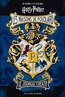 HARRY POTTER -  LES MAISONS DE POUDLARD