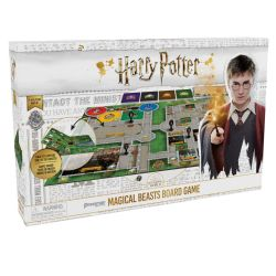 HARRY POTTER : MAGICAL BEASTS BOARD GAME (ANGLAIS)