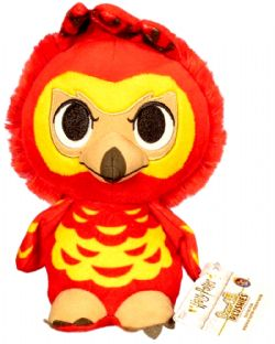 HARRY POTTER -  PELUCHE FAWKES (15CM)