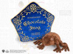 HARRY POTTER -  PELUCHE GRENOUILLE EN CHOCOLAT
