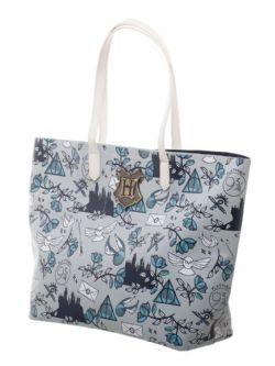 HARRY POTTER -  SAC À MAIN DES ICONES AOP