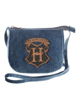 HARRY POTTER -  SAC À MAINS VELOURS