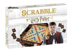 HARRY POTTER -  SCRABBLE (ANGLAIS)