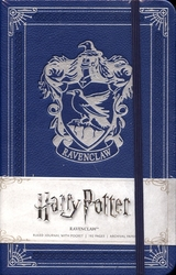 HARRY POTTER -  SERDAIGLE - CARNET DE NOTES COUVERTURE SOLIDE (192 PAGES)