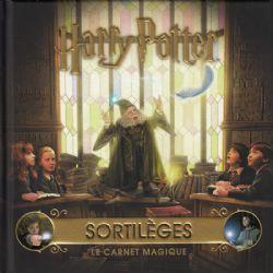 HARRY POTTER -  SORTILÈGES: LE CARNET MAGIQUE