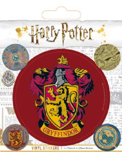 HARRY POTTER -  STICKER - GRYFFONDOR