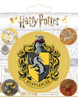 HARRY POTTER -  STICKERS - POUFSOUFFLE