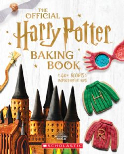 HARRY POTTER -  THE OFFICIAL HARRY POTTER BAKING BOOK