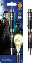 HARRY POTTER -  VIF D'OR - STYLO PROJECTEUR