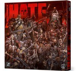 HATE -  BATTLEGROUNDS OF HATE (ANGLAIS) -  KICKSTARTER EXCLUSIVE