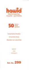 HAWID -  ASSORTIMENT DE 50 POCHETTES À FOND CLAIR