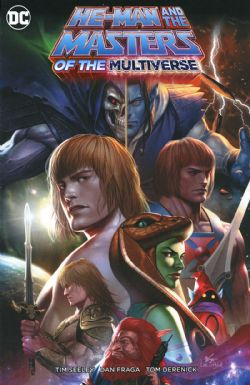 HE-MAN -  HE-MAND AND THE MASTER OF THE MULTIVERSE TP