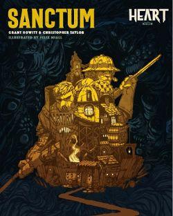 HEART: THE CITY BENEATH -  SANCTUM (ANGLAIS)