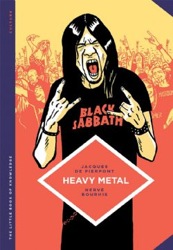 HEAVY METAL -  LITTLE BOOK OF KNOWLEDGE HC