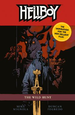 HELLBOY -  THE WILD HUNT TP -  2ND EDITION