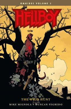 HELLBOY -  THE WILD HUNT TP -  HELLBOY OMNIBUS 03