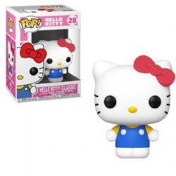 HELLO KITTY -  FIGURINE HELLO KITTY (CLASSIQUE) EN VINYLE (10 CM) 28