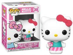 HELLO KITTY -  FIGURINE HELLO KITTY (SUCRERIE) EN VINYLE (10 CM) 30