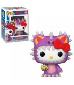 HELLO KITTY -  FIGURINE POP! EN VINYLE DE HELLO KITTY (TERRE) (10 CM) -  KAIJU 40