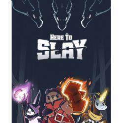 HERE TO SLAY -  BASE GAME (ANGLAIS)