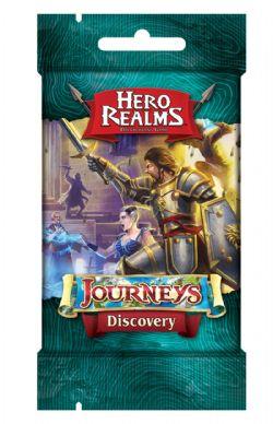 HERO REALMS -  DISCOVERY (ANGLAIS) -  JOURNEYS