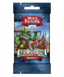 HERO REALMS -  HUNTERS (ANGLAIS) -  JOURNEYS