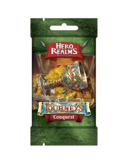 HERO REALMS -  JOURNEYS - CONQUEST PACK (ANGLAIS)