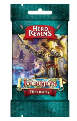 HERO REALMS -  JOURNEYS - DISCOVERY PACK (ANGLAIS)