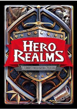 HERO REALMS -  POCHETTES DE TAILLE STANDARD (60)