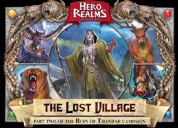HERO REALMS -  THE LOST VILLAGE - THE RUIN OF THANDAR PART TWO (ANGLAIS) -  CAMPAIGN DECK