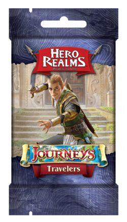 HERO REALMS -  TRAVELERS (ANGLAIS) -  JOURNEYS