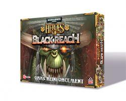 HEROES OF BLACK REACH -  ORK REINFORCEMENTS (MULTILINGUE)