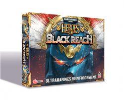 HEROES OF BLACK REACH -  ULTRAMARINES REINFORCEMENTS (MULTILINGUE)