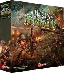 HEROES OF NORMANDIE -  JEU DE BASE (FRANÇAIS)