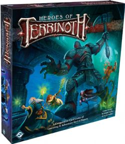 HEROES OF TERRINOTH (ANGLAIS)