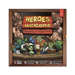 HEROES WELCOME -  JEU DE BASE (ANGLAIS)