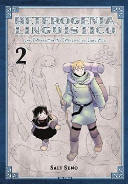 HETEROGENIA LINGUISTICO: AN INTRODUCTION TO INTERSPECIES LINGUISTICS -  (V.A.) 02