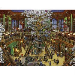 HEYE -  LIBRARY (1500 PIÈCES) -  OESTERLE