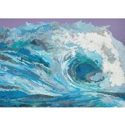 HEYE -  MAP WAVE (2000 PIÈCES) -  MAP ART