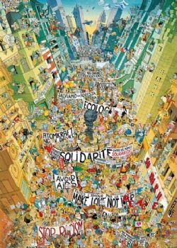 HEYE -  PROTEST (2000 PIÈCES) -  DEGANO