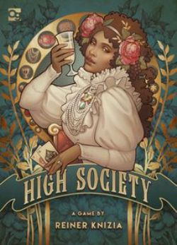HIGH SOCIETY (ANGLAIS)