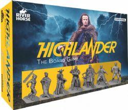 HIGHLANDER -  THE BOARD GAME (ANGLAIS)