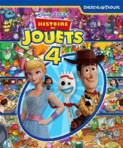 HISTOIRE DE JOUETS -  CHERCHE-ET-TROUVE -  HISTOIRE DE JOUETS 4