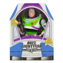 HISTOIRE DE JOUETS -  FIGURINE DE BUZZ LIGHTYEAR PARLANTE (ANGLAIS)