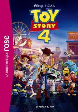 HISTOIRE DE JOUETS -  HISTOIRE DE JOUETS 4: LE ROMAN DU FILM