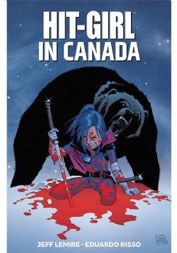 HIT-GIRL -  IN CANADA TP 02