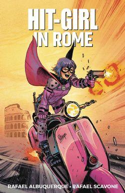 HIT-GIRL -  IN ROME TP 03