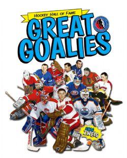 HOCKEY -  GREAT GOALIES -  HOCKEY HALL OF FAME KIDS