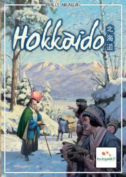 HOKKAIDO (ANGLAIS)